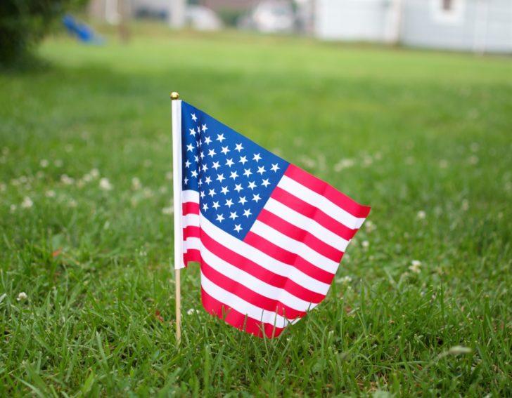 アメリカ・国旗