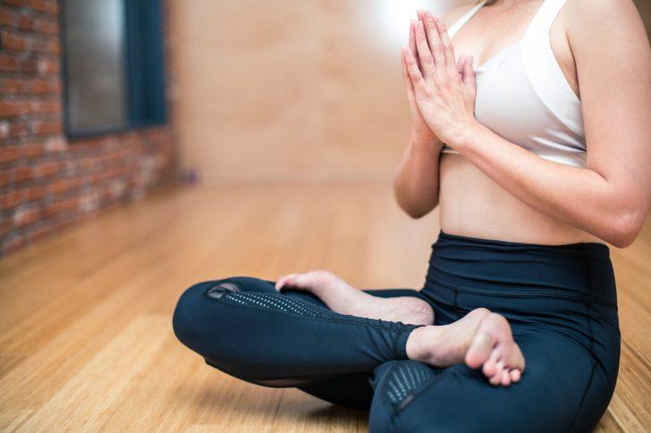 ヨガ・瞑想・自己啓発